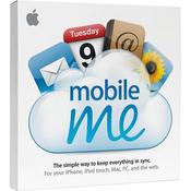 Apple MobileMe Internet Service