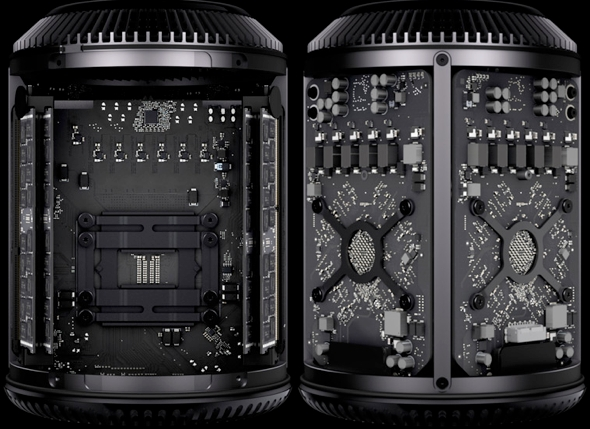 Apple's all-new Mac Pro