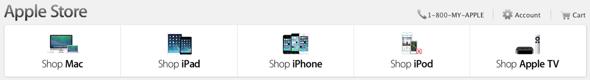 Apple TV gets Apple Online Store promotion