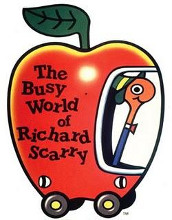Apple Car as per Richard Scarry