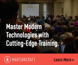 Master Modern Technologies with Cutting-Edge Training - MartianCraft