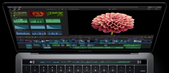 Apple's new MacBook Pro with Touch Bar