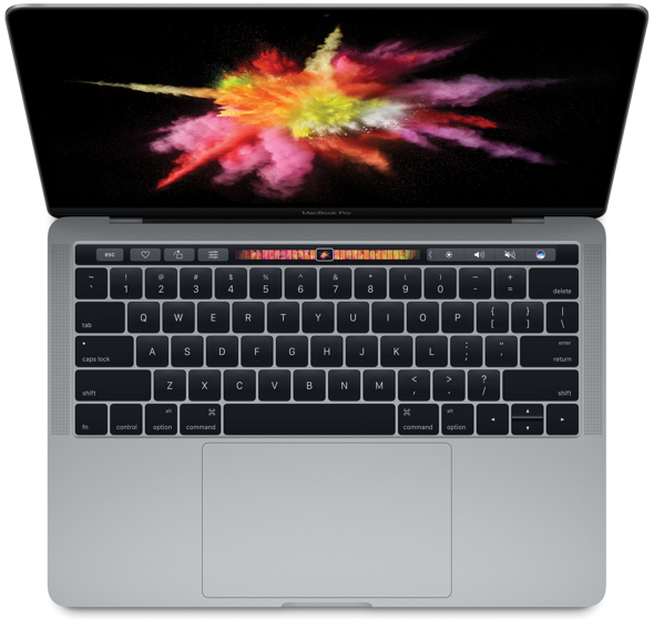 Apple's all-new MacBook Pro introduces the revolutionary Touch Bar