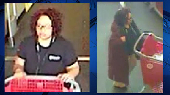 Thief dresses up as Target worker, steals $40,000 worth of iPhones