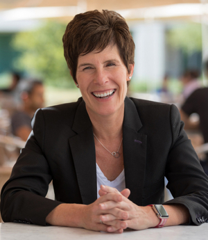 Deirdre O'Brien, Apple's new vice president of People