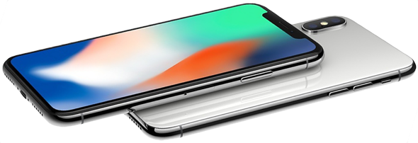 Apple's revolutionary iPhone X