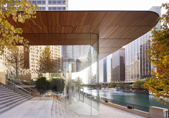 Apple Michigan Avenue is Apple's first in a new generation of the most significant worldwide retail locations.