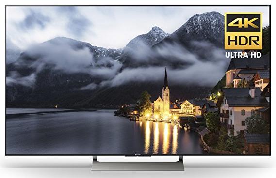 Sony XBR-X900E TV