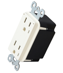 ConnectSense In-Wall Outlet