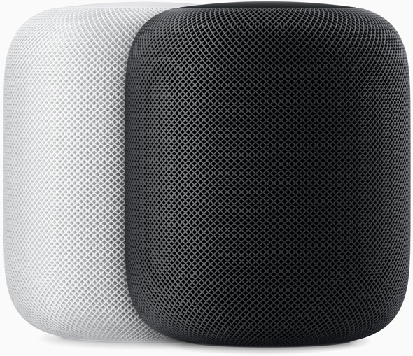 Stereo pairs create an even wider soundstage for an incredible listening   tang on HomePod.