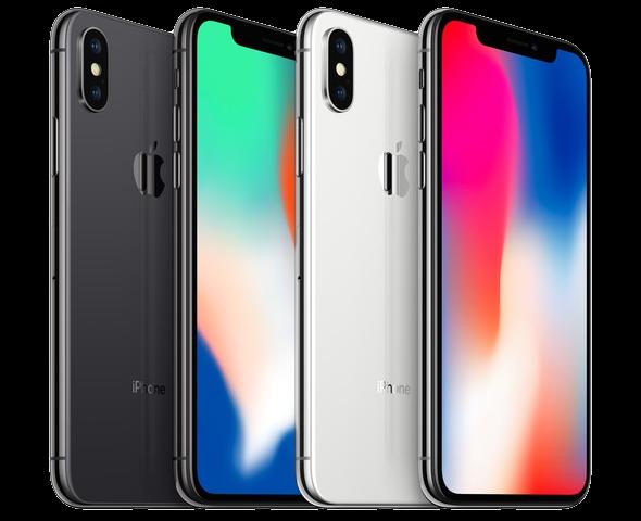 Apple's flagship iPhone X