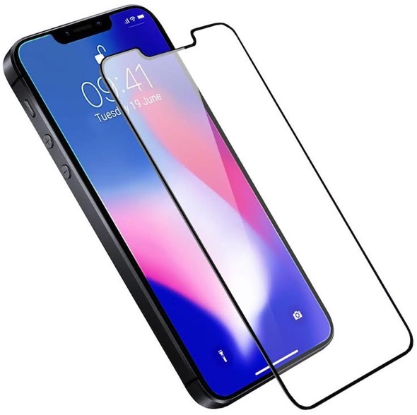 Olixar's render of new iPhone SE with its screen protector