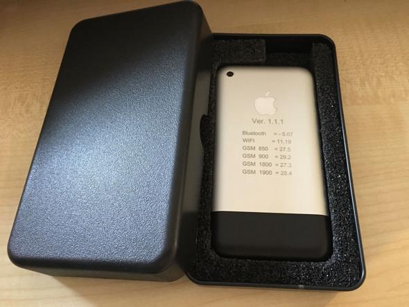 iPhone 1st Generation Prototype