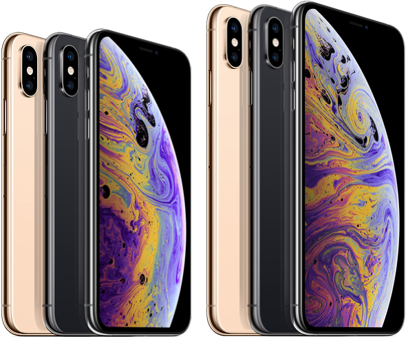 Apple's new 5.8-inch iPhone Xs starts at $ 999 and 6.5 inches iPhone Xs Max starts at $ 1099