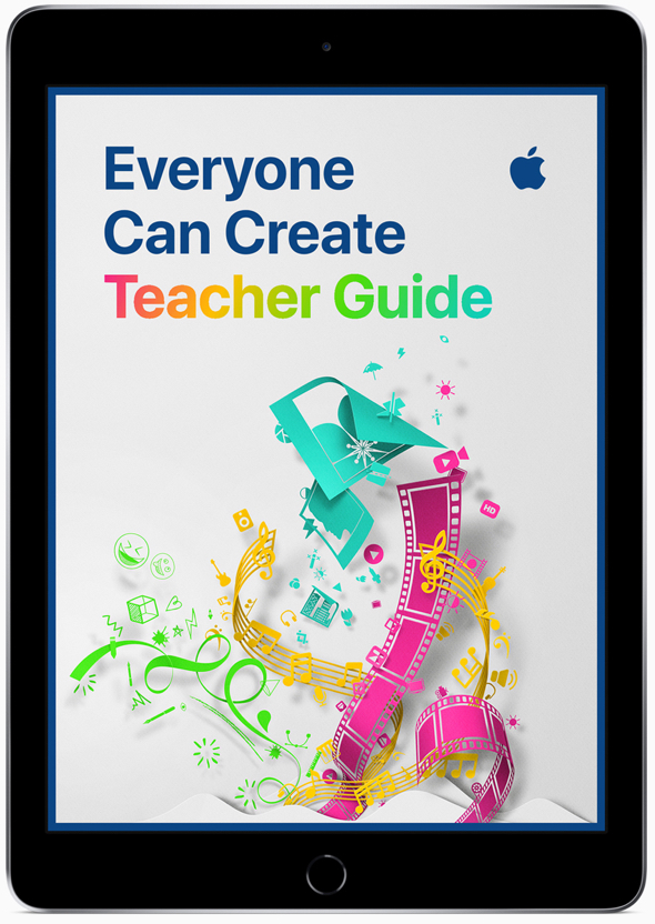A new Everyone Can Create teacher guide helps bring projects to life in the classroom.