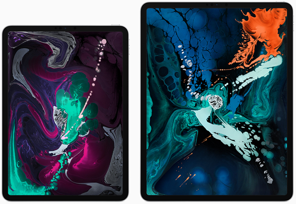 All-new designs push 11-inch and 12.9-inch Liquid Retina displays to the edges of iPad Pro.