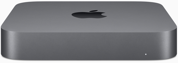 New Mac mini delivers five times faster performance.