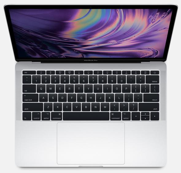 Apple's 13-inch MacBook Pro (Non-Touchable)