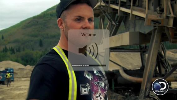 iOS 12 Volume Head-Up Display
